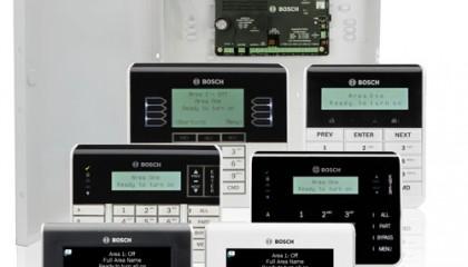 Bosch – Paneles de Control Serie B