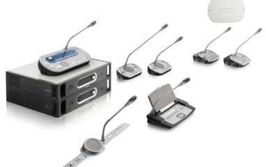 Bosch – Sistema DCN Next Generation